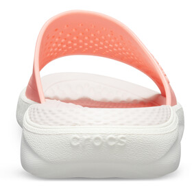 Crocs LiteRide klapki, melon/white
